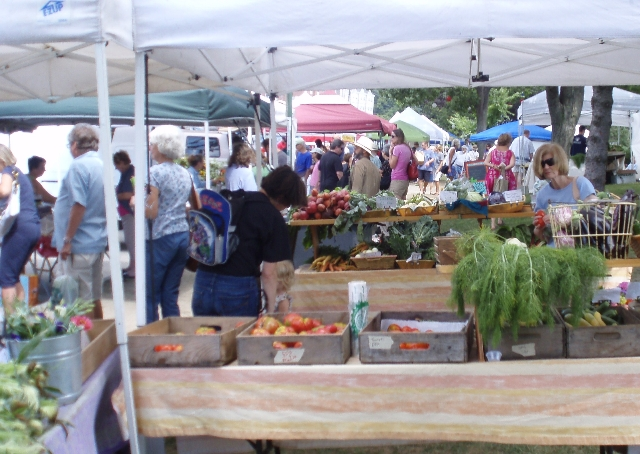 Bath And Boothbay Farmers Markets Maine Seasonal Chef
