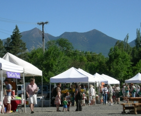 Flagstaff Farmers Markets 06-17-07
